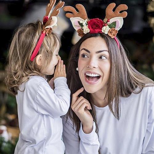Para la actriz Eileen Roca, diciembre es su mes favorito del año. Para ella lo mejor es estar junto a su esposo e hija.
